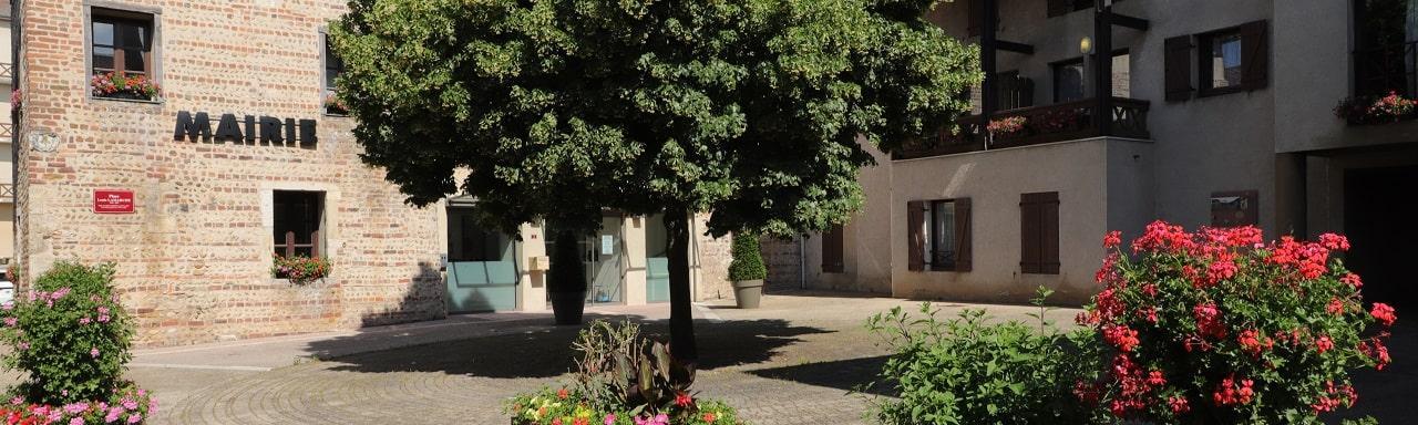 Mairie Chalamont